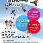 Kinder Sport- und Aktivitätenmesse