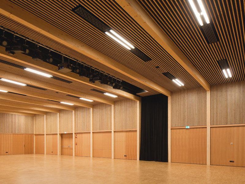08 B4 Veranstaltungszentrum Saal 1