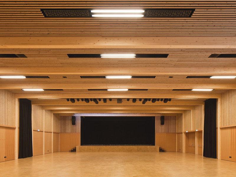 09 B4 Veranstaltungszentrum Saal 2