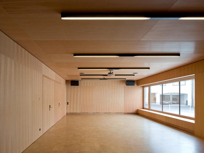 10 B4 Veranstaltungszentrum Saal Klein 1