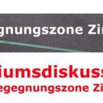 Podiumsdiskussion Begegnungszone