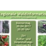 REGIONALE WALDINFORMATION