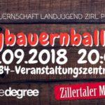 Jungbauernball Zirl