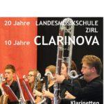 CLARINOVA – KLARINETTENORCHESTER