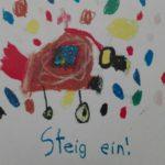 """""""Steig ein! Eine Reise durch die Zeit"""""""