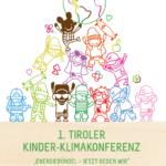 1. Tiroler Kinder-Klimakonferenz