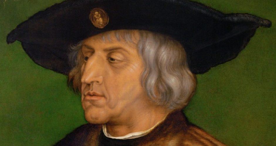 Kaiser Maximilian@AlbrechtDürer