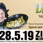 Luis aus Südtirol – Speck mit Schmorrn