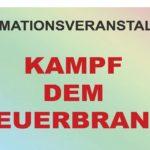 KAMPF DEM FEUERBRAND