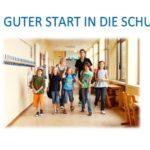 Ein guter Start in die Schule