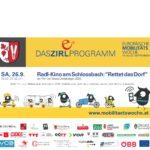 """ABGESAGT – Radl-Kino am Schlossbach """"Rettet das Dorf"""""""
