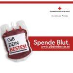 Blut Spenden Rettet Leben