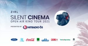 Silent Cinema Open Air Kino Tour